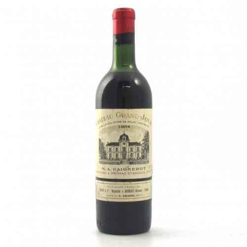 Chateau Grand-Jour 1964 Bordeaux.jpg